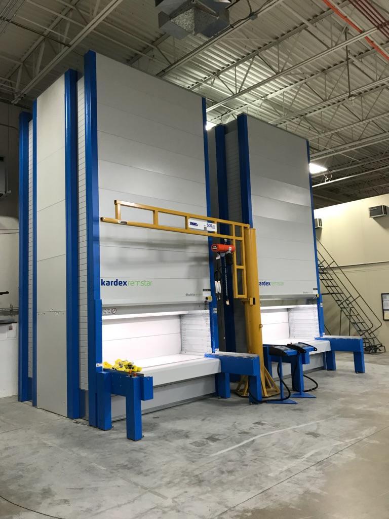 Warehouse Automated Storage and Retrieval