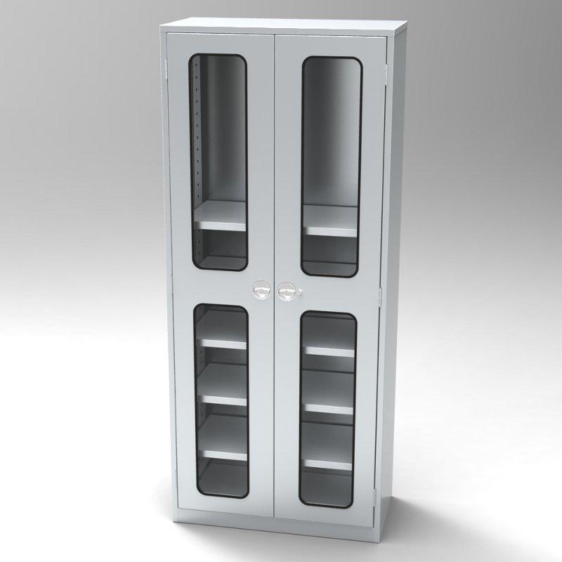 Visual Storage Cabinet